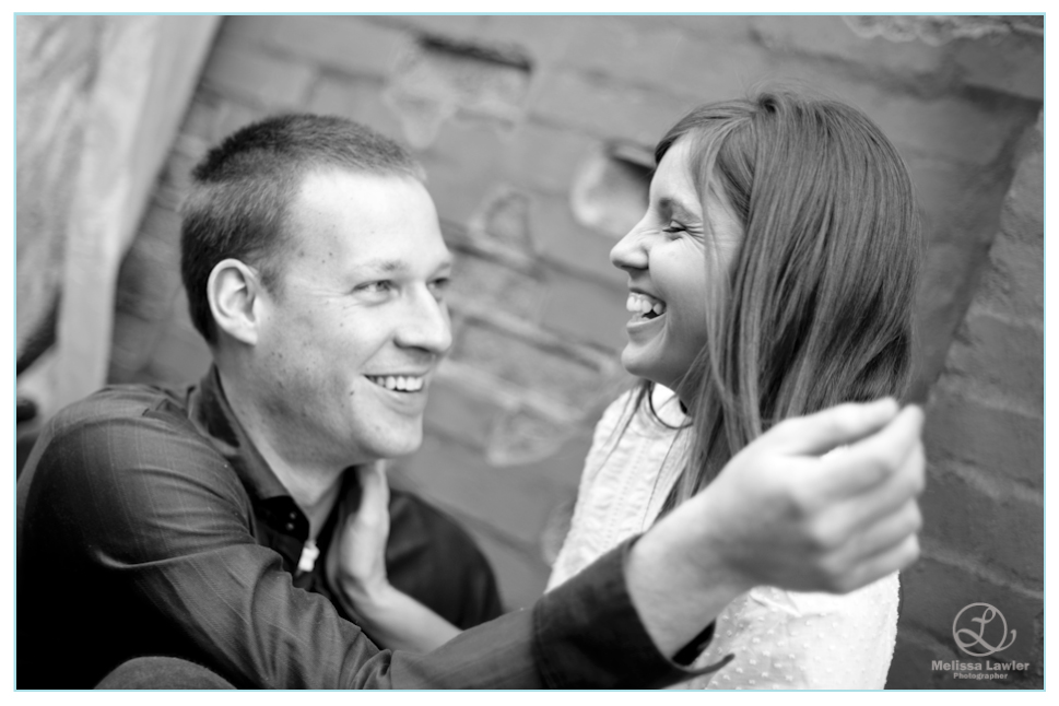 Kristen and Gabe, engagement pictures, blue background, Indianapolis, Indiana, wedding photographer, wedding photography