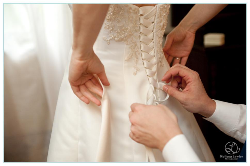 the wedding dress from indiana university wedding